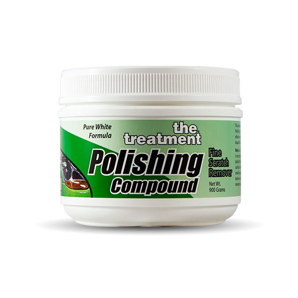 the treatement polishing compound