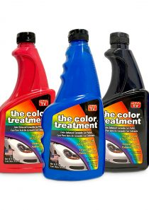 Cera líquida para automóviles con color mejorado