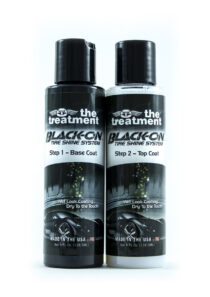BLACK-ON™ Tire Shine System