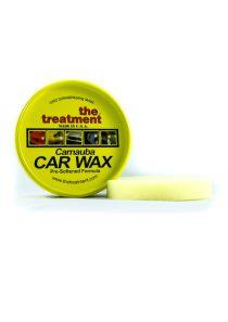 Carnauba Paste Wax Can