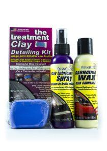 Clay Detailing Kit