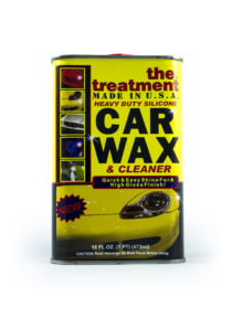 Heavy Duty Silicone Car Wax