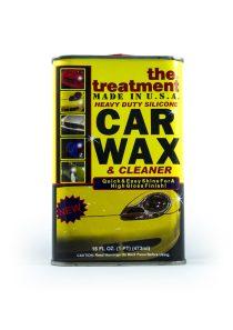 Heavy Duty Silicone Car Wax