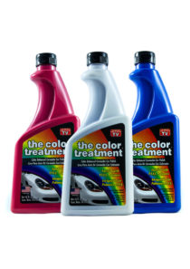 The Color Treatment® Color Enhanced Liquid Car Wax
