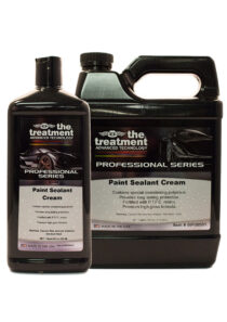 Paint Sealant Cream