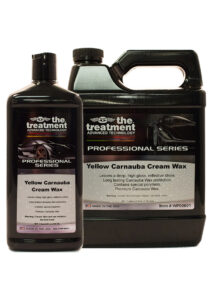 Yellow Carnauba Cream Wax