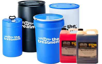 The Treatment Pro Series Carwash & Soaps