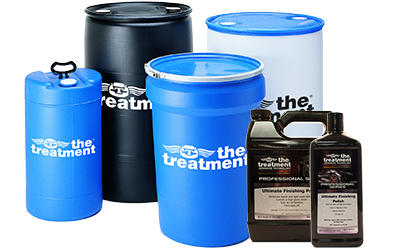 The Treatment Pro Series Waxes, Polishes, & Compounds